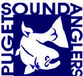 Puget Sound Anglers logo