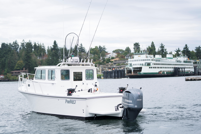Parker Boats Sales Event - Inside Passage Yacht Sales