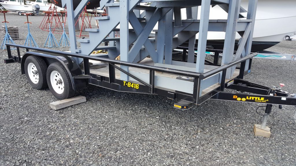Trailers for sale Doolittle Flatbed