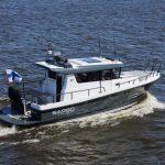 Sargo 31 open water