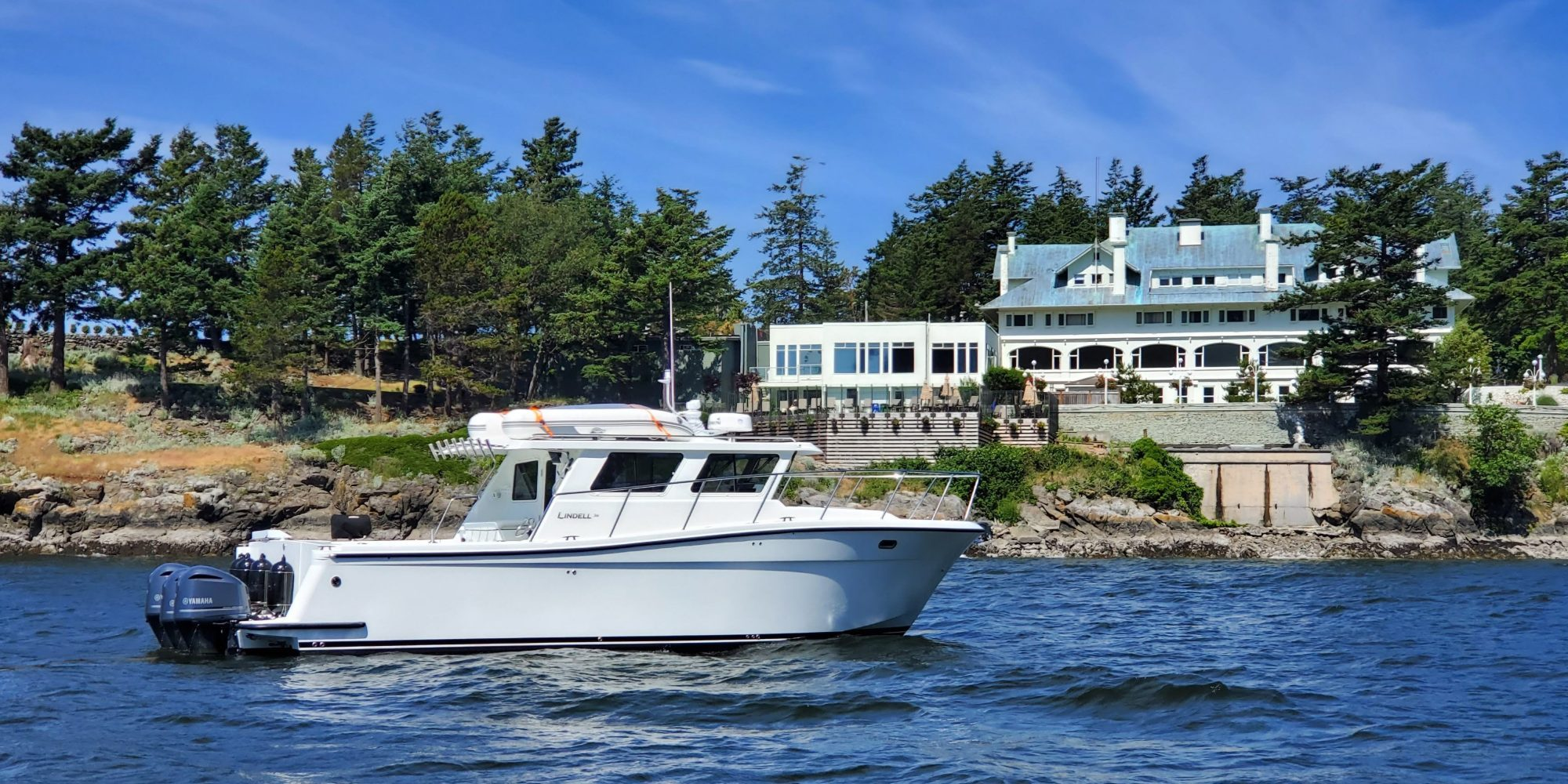 Welcome to Inside Passage Yacht Sales - Inside Passage Yacht